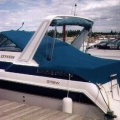 Boat cover - Mooring cover and bimini sock