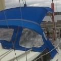 Boat cover - Dodger and Bimini