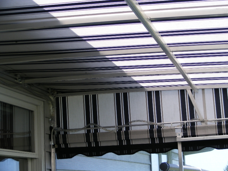 Heat Pump Canopy : Canopies and terraces portfolio able canvas