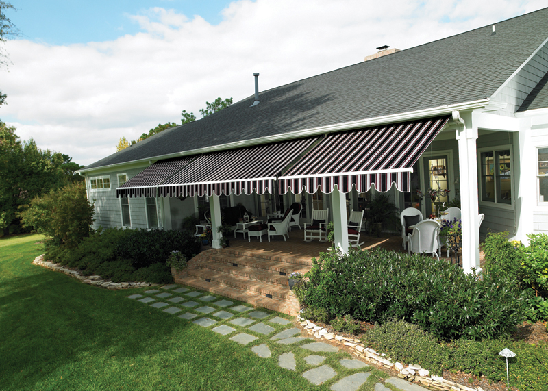 with intended to regard awning co sunbrella retractable blake for brilliant awnings betterliving pro new inside solair awesome system