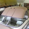 Boat cover - Dodger